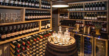 The Grapevine Champagne & Jazz Bar Rye