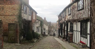 charming town of rye
