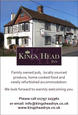 Kings Head Pub Rye