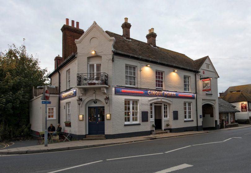 Cinque Ports Pub Rye